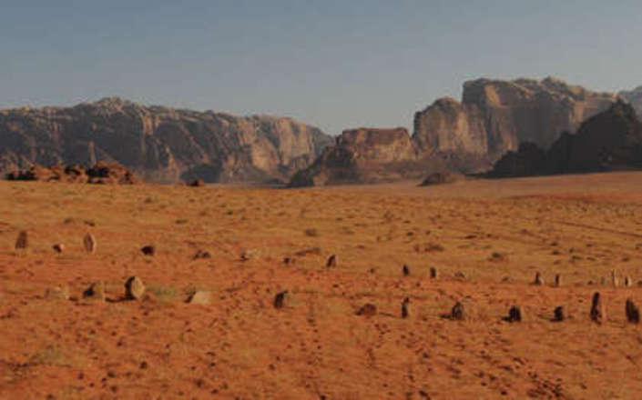 Milky Way Camp In Wadi Rum Jordan Corinthian Travel